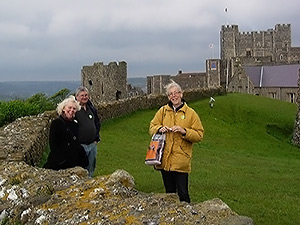 Dover Castle Day Trip