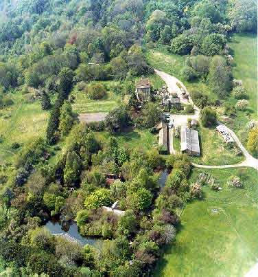 Scadbury Aerial View