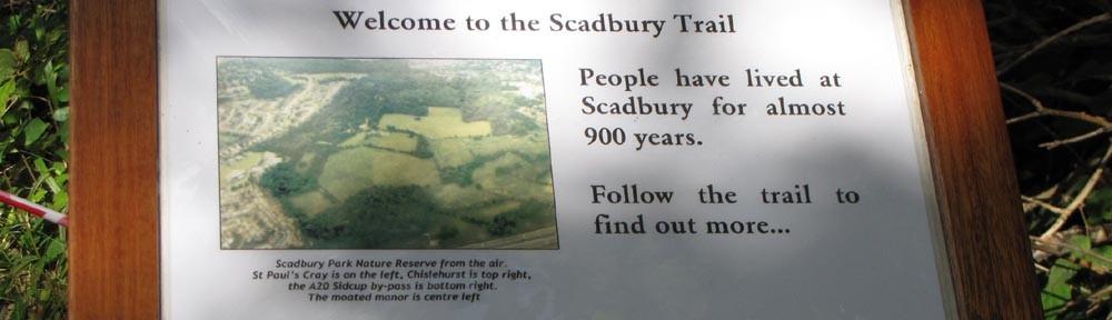 Scadbury Trail