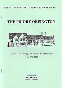 Priory Publication