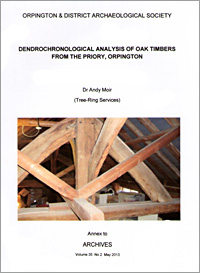 Dendreochronology Publication