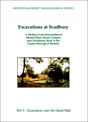 Excavations at Scadbury Part 1